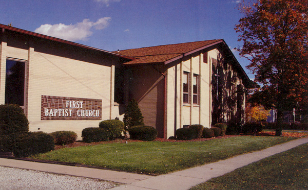 First Baptist Church, Spencer, Ohio